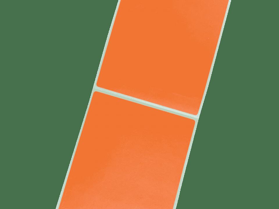 Etiquettes 1 couleur