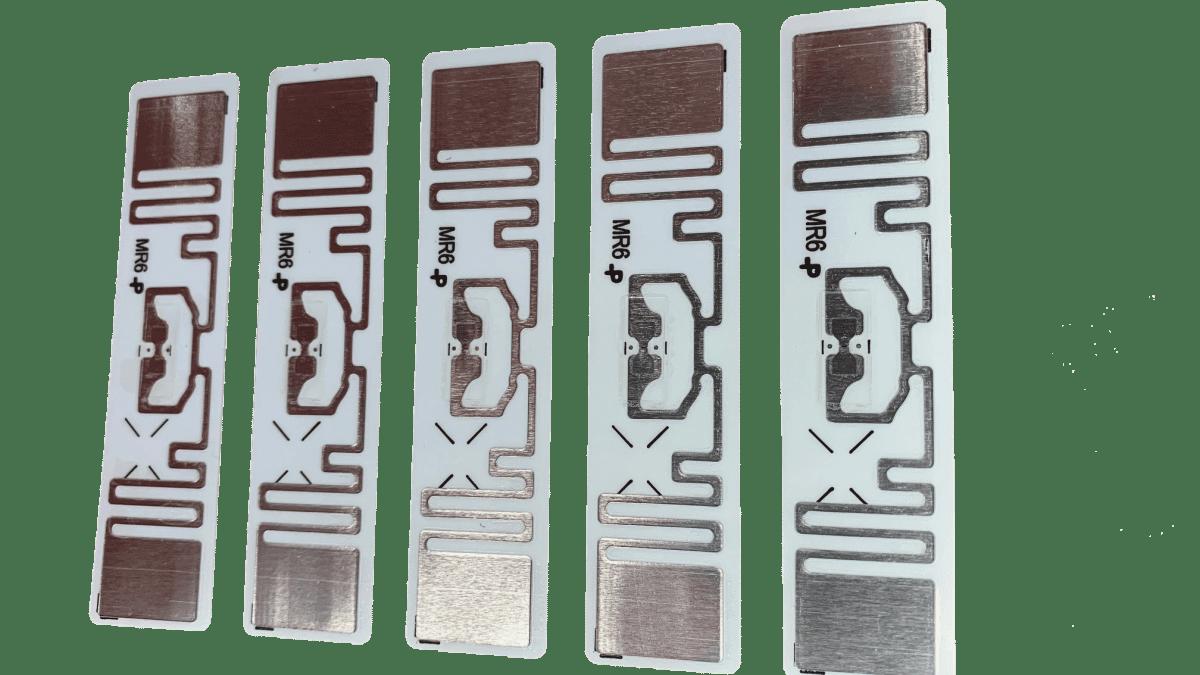 Etiquettes RFID 2