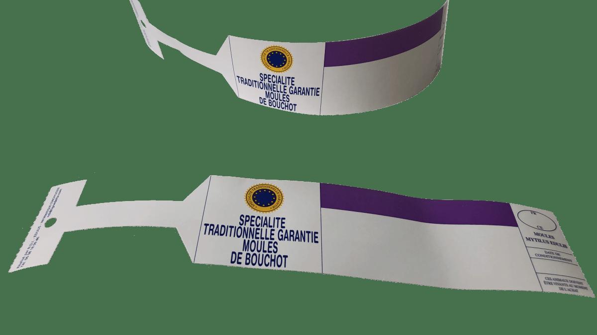 Etiquettes cravates