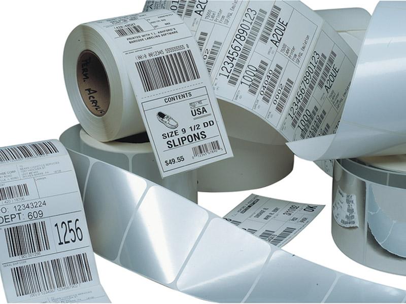 Étiquettes production & Logistique