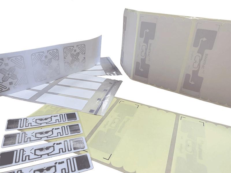 Étiquettes RFID